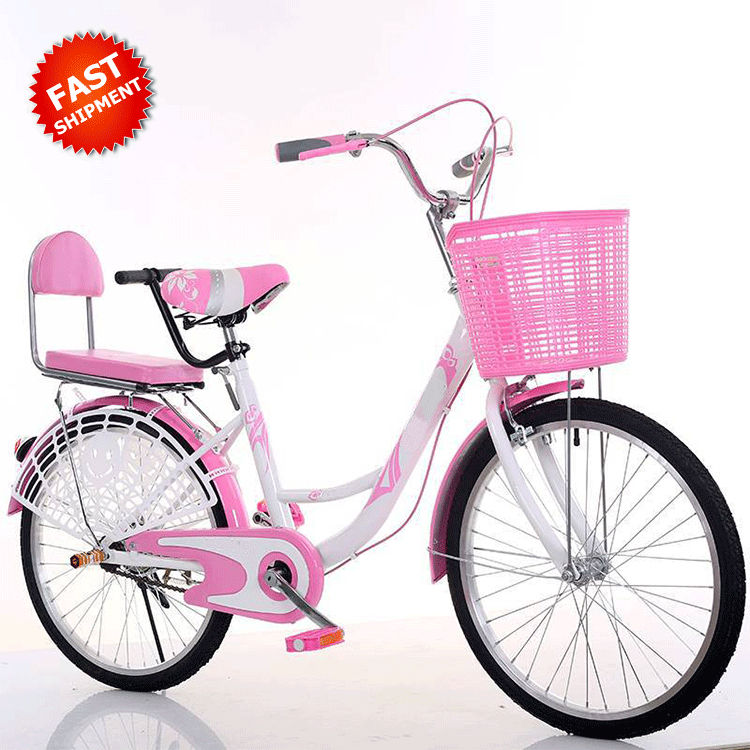 "Promotion 26"" new model lady bicycle/bike/cycling with basket"