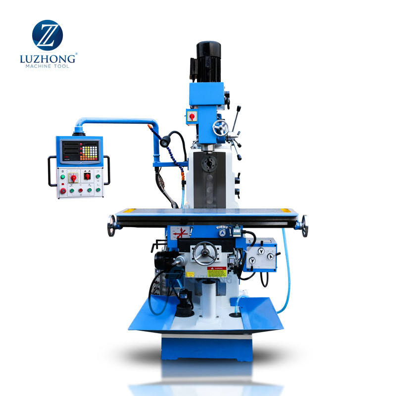 ZX6350A 3 Axis Auto Feed Universal Drilling cum and Milling Machinery