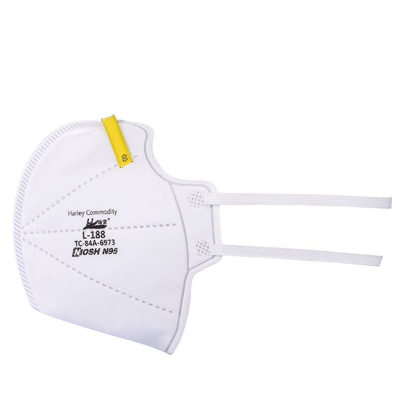 Factory Supply Non-woven N95 respirator Disposable Dust facemask NIOSH N95