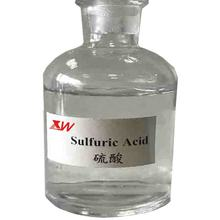 Sulfuric Acid Made in China CAS: 7664-93-9 Industry Grade 98%
