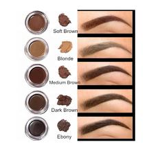 Create Your Own Brand Waterproof Brow Pomade Eyebrow Gel