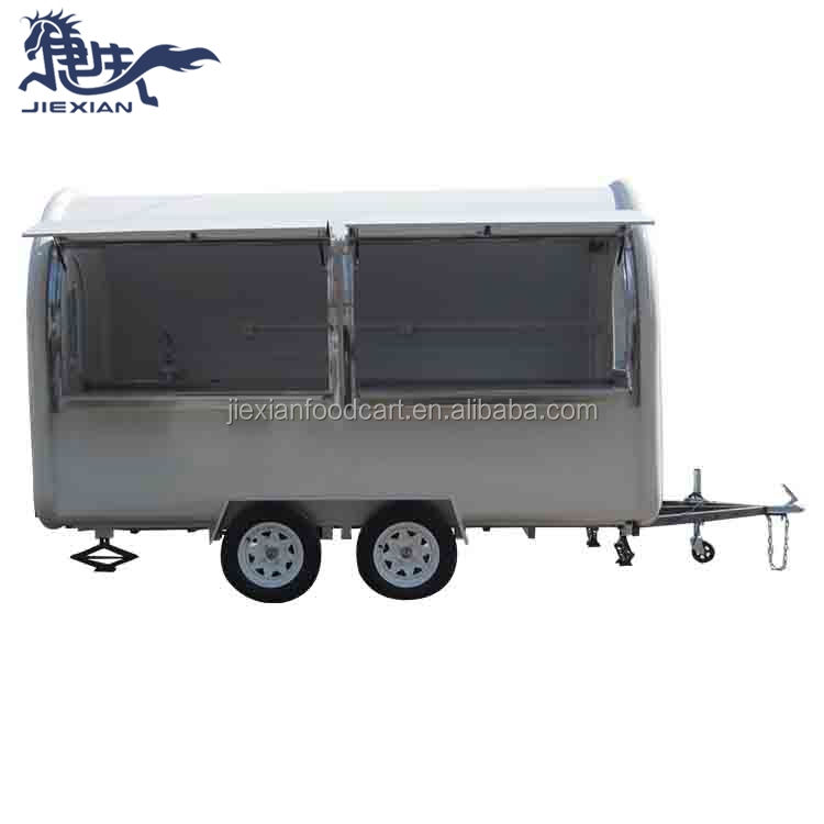 China electric hot dog grill food cart/fast food kiosk franchise/engine food truck