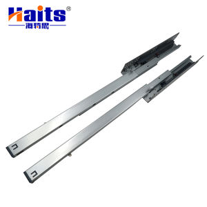 Furniture Hardware Drawer Slide Telescopic Heavy Duty Undermount Drawer Slides