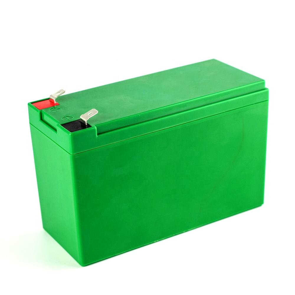 Mini 12V Rechargeable Battery 7AH Lifepo4 32650 with BMS and Box