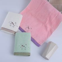 100% Bar Towel Cotton Hot Sale Customized Face Towel as Wedding Gift 33*72 cm