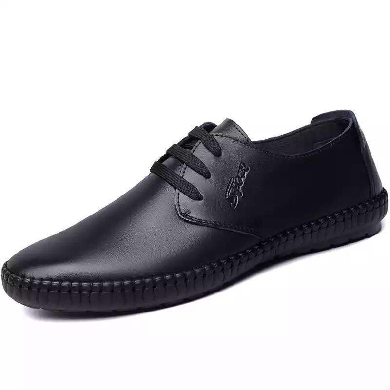 High Quality Business Men Shoes Genuine Leather Shoes