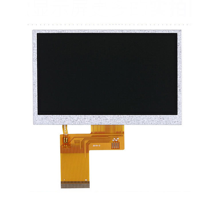 "2.4"",4.3"",5"",7""10.1"" Tft Lcd Screen Video Greeting Card Brochure Display Components Lcd Module For Greeting Card And Brochure"