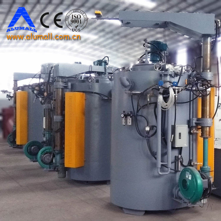 45kw low vacuum ion nitriding furnace