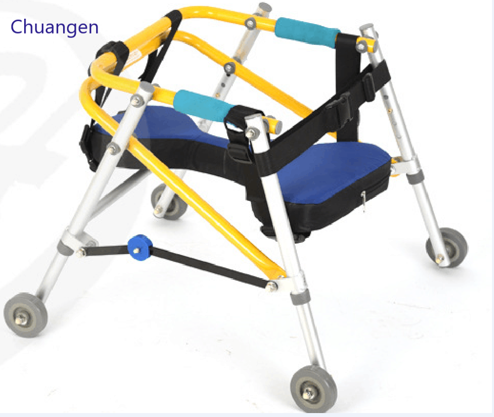 Fracture recovery standing walker rehabilitation standing frame walker child walking aid