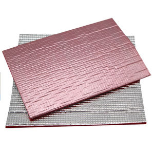 AL/XPE EPE /AL Material Structure High Temperature Roof Wall Floor Roof Reflective Insulation Material
