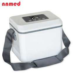 ABS Medical Diabetes Travel Pen Box Electronic Mini Refrigerator battery operated Portable blood  vaccine insulin cooler