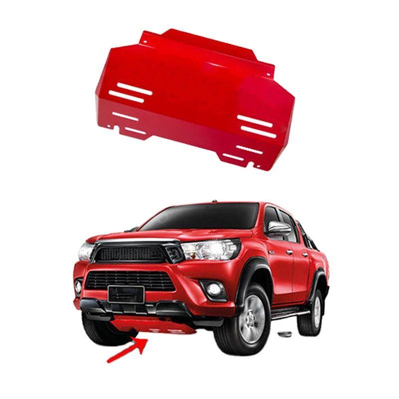 Dongsui New Promotion Truck Accessories Skid Plate For Toyota Tacoma Revo Isuzu Dmax