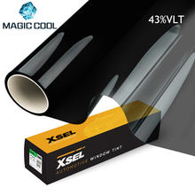 nano ceramic protection self healding tint film 1.52*30m Wholesale removable static cling film