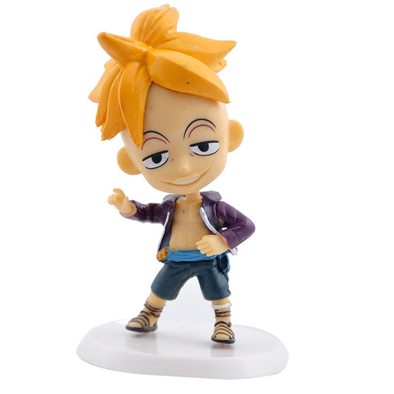 <span class=keywords><strong>Oem</strong></span> Aangepaste Plastic <span class=keywords><strong>Pvc</strong></span> Cartoon Action Figure <span class=keywords><strong>Pvc</strong></span> Een Stuk Anime Cartoon
