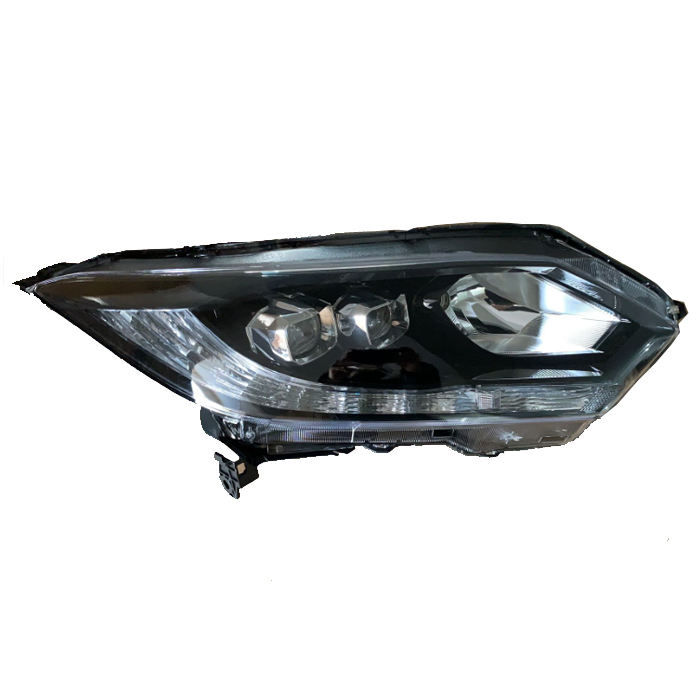 Auto LED HID HEAD Lamp for HONDA VEZEL 2015 /HRV 2015 L 33150-T7A-H11 R 33100-T7A- H11Led lighting auto