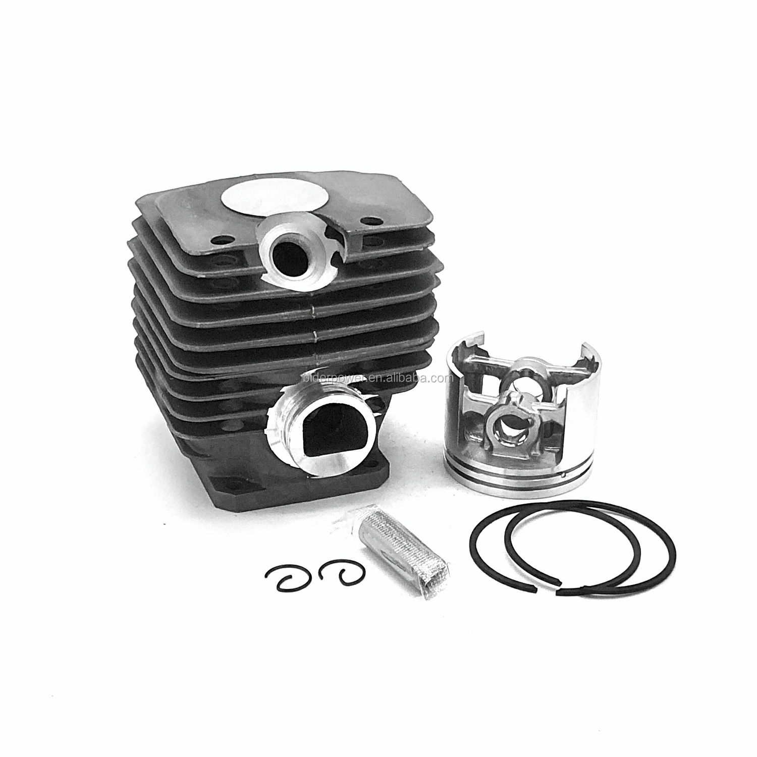Chainsaw spare parts Cylinder piston kit for stihl 038 MS380 Nikasil cylinder