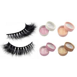 3D mink eyelashes real mink false eyelashes natural eyelashes