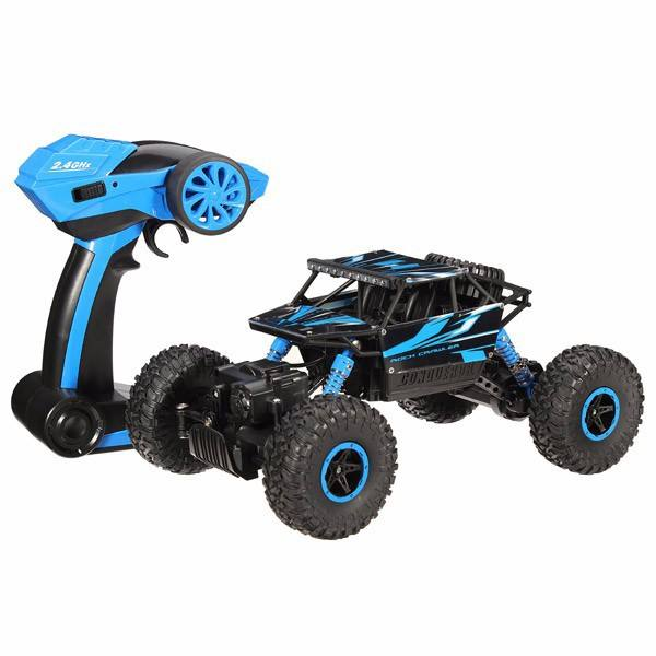 Hot New Arrival HB P1801/2/3 RC Cars 4WD 2.4Ghz Rally Climbing Car 1/18 Scale Radio Control Car Solid Frameオフ-Road Truck Toys