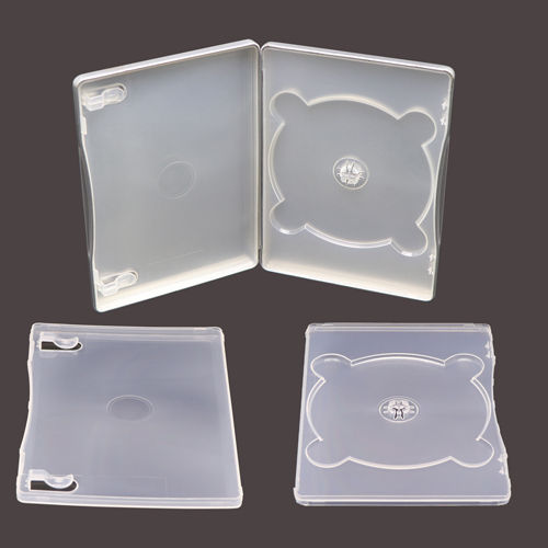 Oem Cover Logo Verpakking Opslag Cd Disc Film Record Movie Blu-ray Dvd Metalen Tin Case