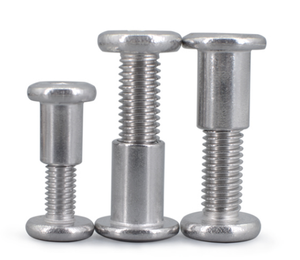 High quality stainless steel chicago screw connect
