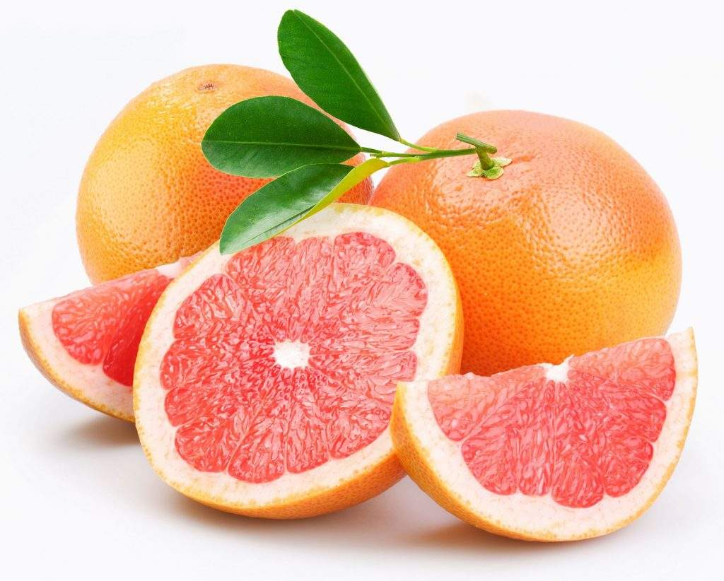 Fresh Organic Star Ruby Grapefruit Thailand Grapefruit