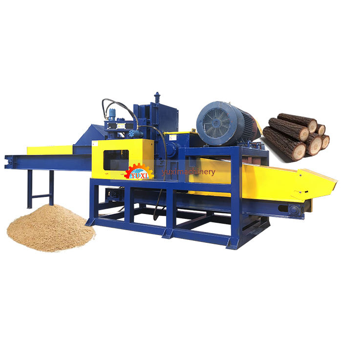 China Manufacturers Machine Making Wood Sawdust Crusher Machinery For Producing Sawdust