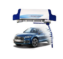 Full automatic 360 hotshot touchless car wash