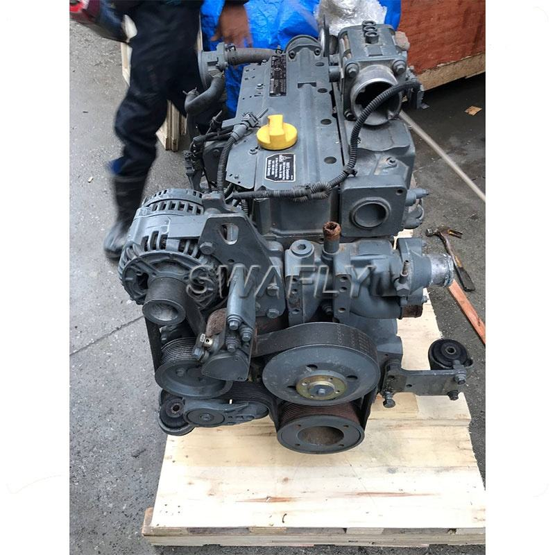 Deutz 6L <span class=keywords><strong>Mesin</strong></span> Diesel TCD2012 L04 2V 4 Silinder Air-Cooled <span class=keywords><strong>Mesin</strong></span> Konstruksi <span class=keywords><strong>Mesin</strong></span>
