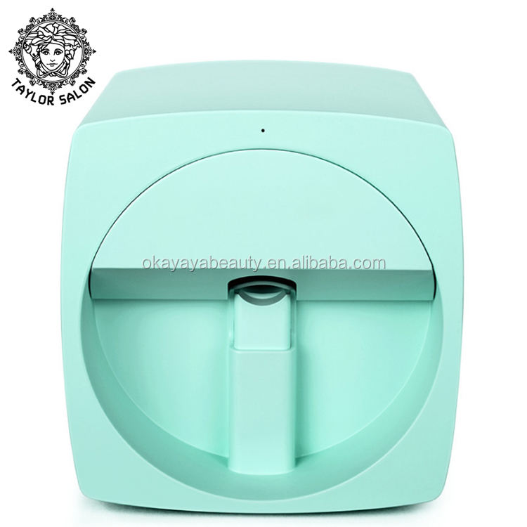 2020 newest automatic 3d digital nail art printer polish machine for nail art price