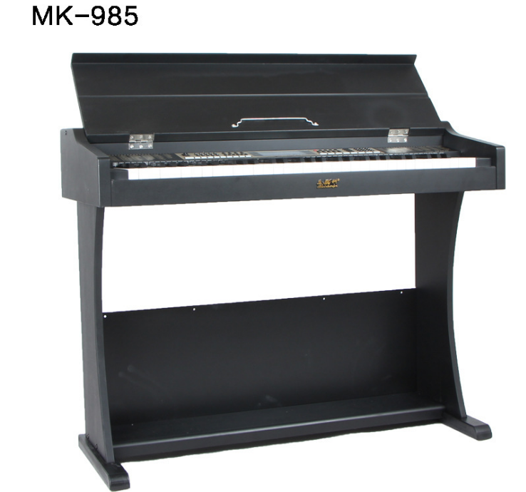 MK-985 61Keys Simulation Digital Piano With 211-level Tempo Control