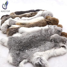 Rabbit Skin 100% Genuine Rabbit Fur Rabbit Pelt For Sale