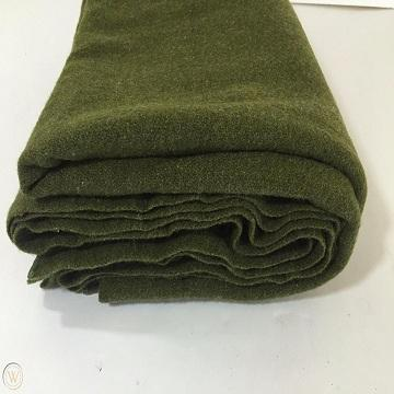 Exporter and Manufacturer of Army Woolen Blanket