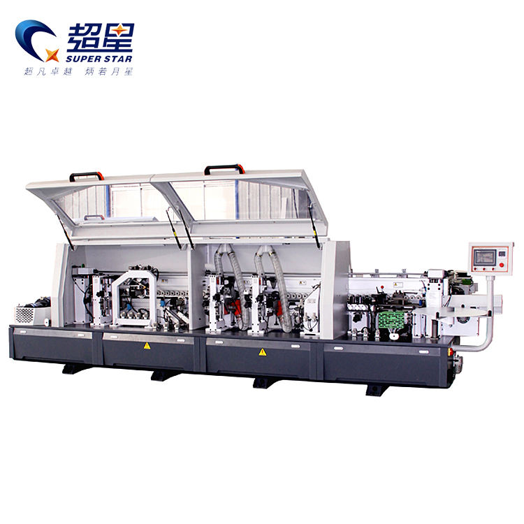 Top Selling CX-465D Automatic Edge Banding Machine PVC MDF Edge Banding for Furniture