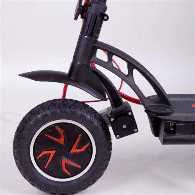 Good After Sale Support 8-10 Hours Charging 80Km Range Electric Scooter 1200 Watt