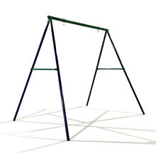 New High Quality Outdoor Garden Metal Swing Frame