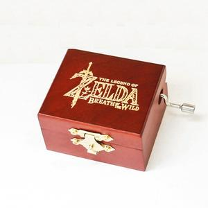 ขายส่ง Zelda Hand Crank Music BOX