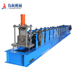 Fully Automatic Portable Container Panel Cold Roll Forming Machine