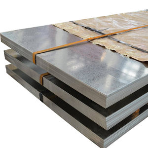 2*265mm Q235 galvanized steel trips with factory price 120g/m2 gi strips