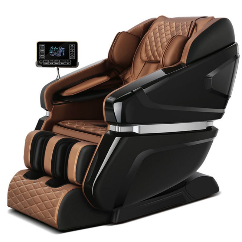 Therapeutic electric recliner luxury massage chair 4d zero gravity sale