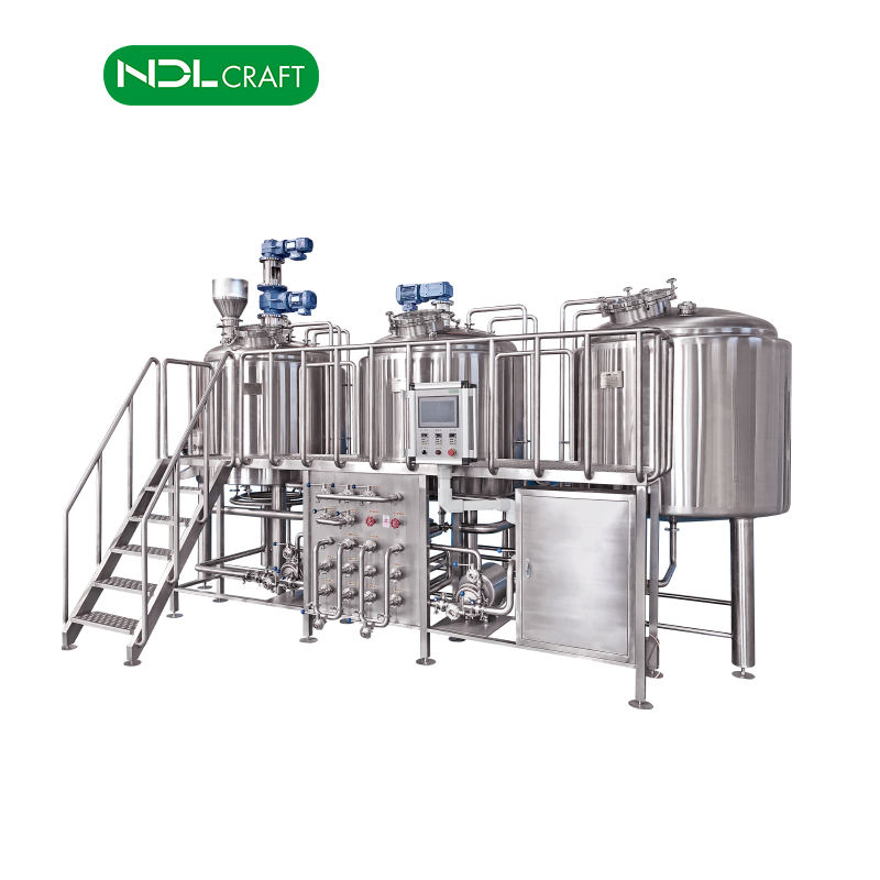 Craft Brewing Brewery 6000L Beer Fermentation Tanks Fermenting Equipment