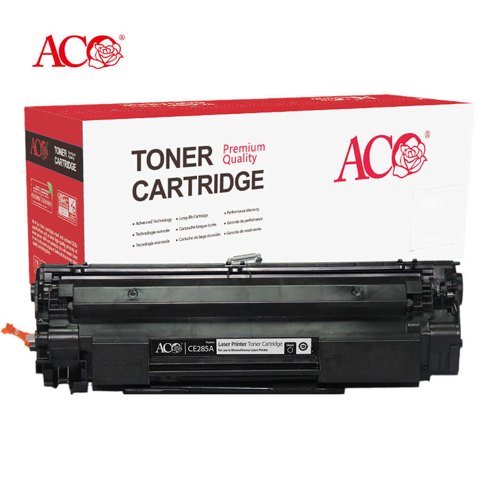 ACO China ODM Compatible Toner Cartridge For HP Cartucho De Tinta CB435A CE278A CB436A CE285A 35A 78A 36A 85A Cartouche D'encre