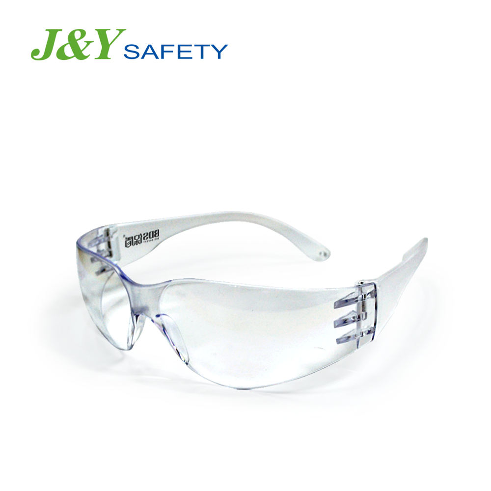 CE EN-166 ANSI Z87.1 AUS UV400 Custom Logo Health And Safety Goggles Glasses With Grade