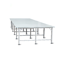 Customized industrial fabric cloth garment cutting table