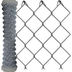 cyclone fence chain link gi diamond wire mesh,chain link fencing in kenya
