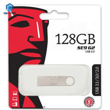 Promotional Bulk Cheap Metal 16GB 32GB 64GB Custom Usb 3.0 Flash Drive For Kingston