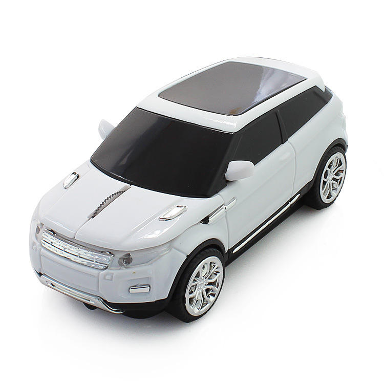 Promotional Gift SUV Big Car Shape Wireless Mouse