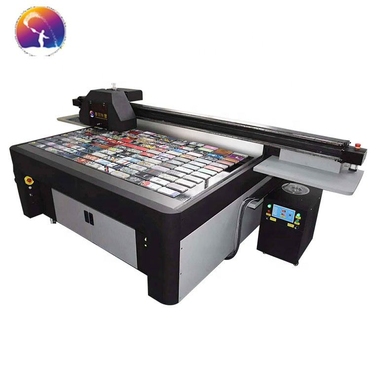 Widely Use Impresora UV Flatbed Printing CF1016 Inkjet Digital Color Printer For Phone Case