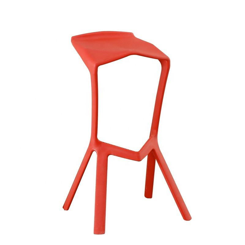 cafe lounge chairs bar chair modern furniture counter plastic bar high chair for bar table
