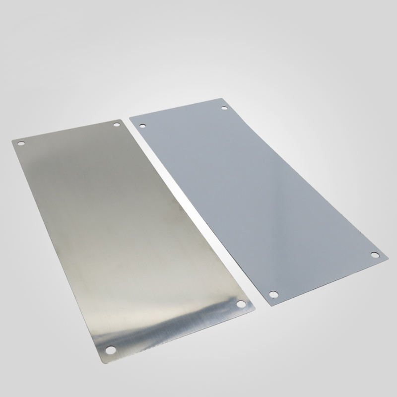 Pad Printing Thin Steel Plates for Tampoprint Machine