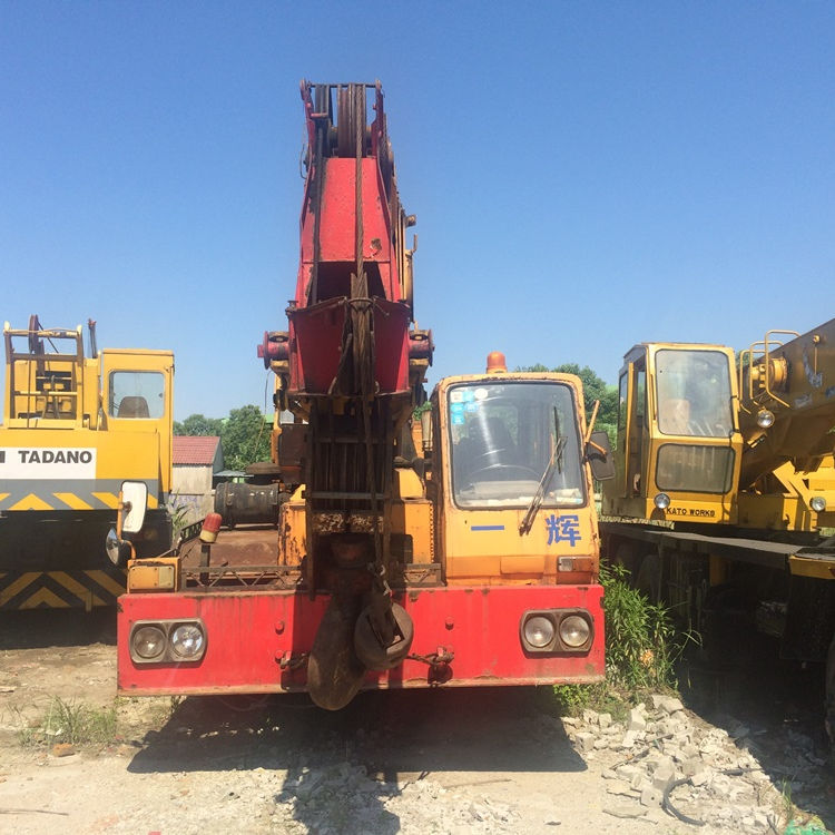 Cheap Price 45TON Kato Used NK450B Truck Crane